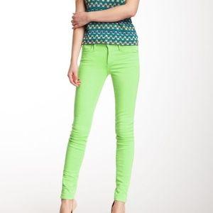 Joe's Jeans Neon Green Girls Jeans - 14